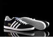 Кроссовки Adidas Gazelle Black - Фото 3