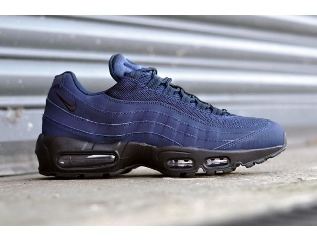 Кроссовки Nike Air Max 95 Obsidian And Black