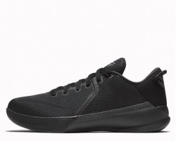 Баскетбольные кроссовки Nike Zoom Kobe Venomenon 6 EP Triple Black