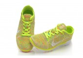 Кроссовки Nike Free TR Fit Flyknit Yellow-Green - Фото 2
