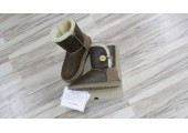 UGG Bailey Button Bomber Chocolate - Фото 9