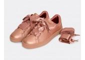 Кроссовки Puma Basket Heart Pastel Pink - Фото 7