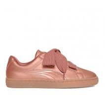 Кроссовки Puma Basket Heart Pastel Pink