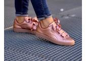 Кроссовки Puma Basket Heart Pastel Pink - Фото 5