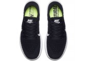 Кроссовки Nike Free Run Flyknit Black Wind - Фото 3