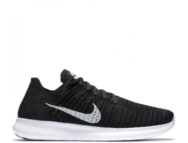 Кроссовки Nike Free Run Flyknit Black Wind