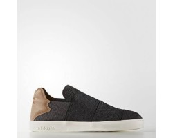 Кроссовки-слипоны Adidas Vulc Powerweb Core Black/Granite/Chalk White