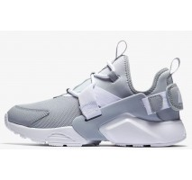Кроссовки Nike Air Huarache City Low Wolf Grey/White
