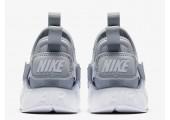 Кроссовки Nike Air Huarache City Low Wolf Grey/White - Фото 2
