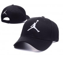 Кепка Air Jordan Baseball Black