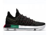 Кроссовки Nike KD 10 Black History Month - Фото 1