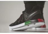 Кроссовки Nike KD 10 Black History Month - Фото 8