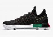 Кроссовки Nike KD 10 Black History Month - Фото 4
