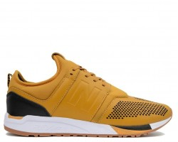 Кроссовки New Balance 247 Luxe Pack Brown