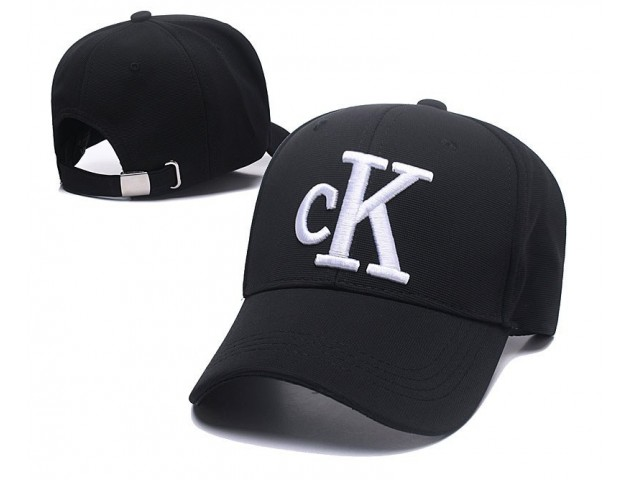 Кепка Calvin Klein BLack/White