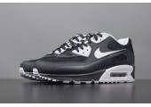 Кроссовки Nike Air Max 90 Essential Black/Chrome Grey - Фото 10