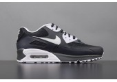 Кроссовки Nike Air Max 90 Essential Black/Chrome Grey - Фото 8