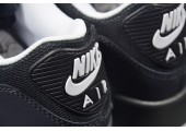 Кроссовки Nike Air Max 90 Essential Black/Chrome Grey - Фото 2