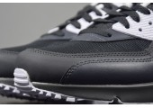 Кроссовки Nike Air Max 90 Essential Black/Chrome Grey - Фото 5