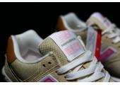 Кроссовки New Balance 574 Tan/Pink - Фото 9