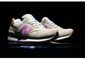 Кроссовки New Balance 574 Tan/Pink - Фото 8