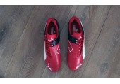 Кроссовки Puma Ferrari Red/White/Black - Фото 10