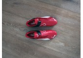 Кроссовки Puma Ferrari Red/White/Black - Фото 9