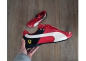 Кроссовки Puma Ferrari Red/White/Black - Фото 8