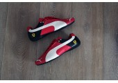 Кроссовки Puma Ferrari Red/White/Black - Фото 6