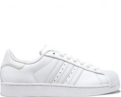 Кроссовки Adidas Superstar II All White