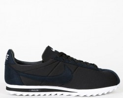 Кроссовки Nike Classic Cortez Shark Low SP - Big Tooth Black / White