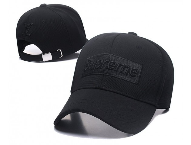 Кепка Supreme Clasic Triple Black