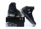 Баскетбольные кроссовки Under Armour Curry 2 Triple Black - Фото 3