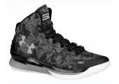 Баскетбольные кроссовки Under Armour Curry 1 Black - Фото 1