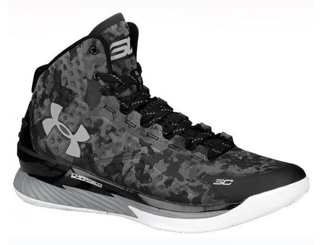Баскетбольные кроссовки Under Armour Curry 1 Black