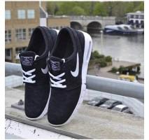 Кроссовки Nike Stefan Janoski Max Premium Black/White