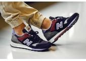 Кроссовки New Balance 577 Purple - Фото 1
