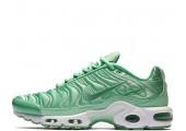Кроссовки Nike Air Max TN Plus Satin Green - Фото 1