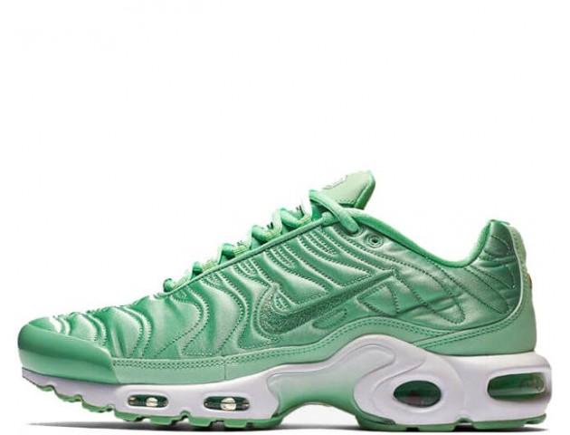 Кроссовки Nike Air Max TN Plus Satin Green