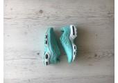 Кроссовки Nike Air Max TN Plus Satin Green - Фото 3