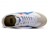 Кроссовки Asics Gel x Onitsuka Tiger White/Cream/Blue/Red - Фото 2