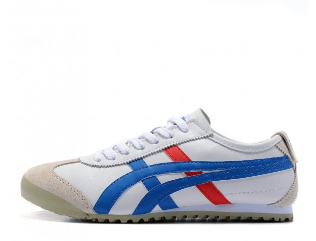 Кроссовки Asics Gel x Onitsuka Tiger White/Cream/Blue/Red