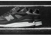 Кроссовки New Balance 998 Ash Black - Фото 4