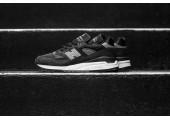 Кроссовки New Balance 998 Ash Black - Фото 3