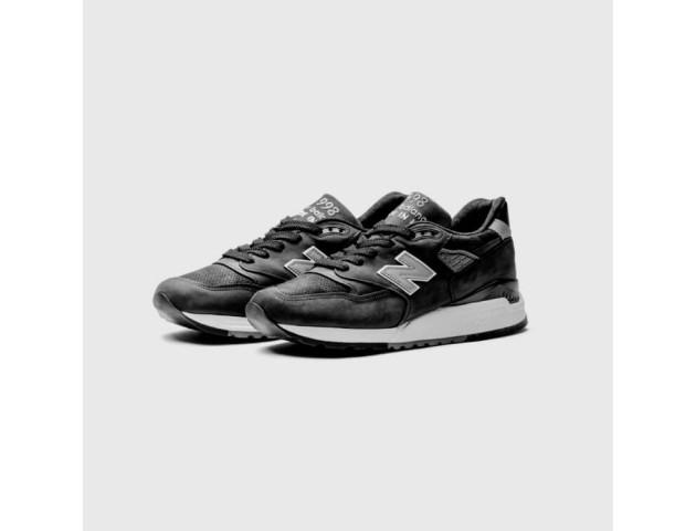 Кроссовки New Balance 998 Ash Black