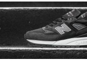Кроссовки New Balance 998 Ash Black - Фото 5