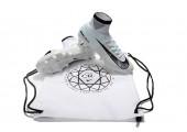 Футбольные бутсы Nike Mercurial Superfly V Ronalro AG White - Фото 3