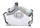 Футбольные бутсы Nike Mercurial Superfly V Ronalro AG White - Фото 5