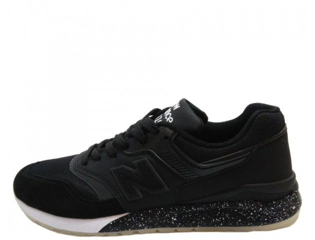 Кроссовки New Balance 997.5 ML997HBA Black Version