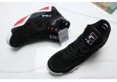 Кроссовки Fila Vita Black/Red - Фото 6